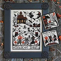 Trick or Treat (REPRINTED)