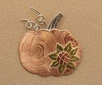 Needle Nanny - Pumpkin & Sunflower