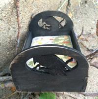 Shepherd's Bush Raven Tray