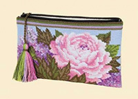 Summer Bouquet Cosmetic Bag Kit