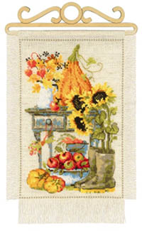 Cottage Garden - Autumn Kit