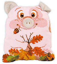 Piglet Cushion Kit