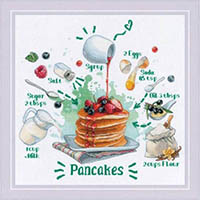 Recipe Pancakes Kit