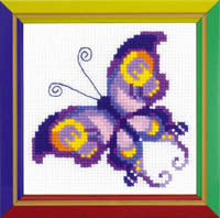 Amethyst Butterfly Kit