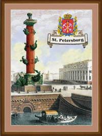 St. Petersburg - Cities of Russia Kit