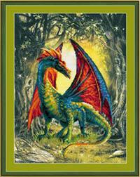 Forest Dragon Kit