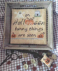Funny Things On Halloween