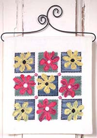 Nine Patch Posies Kit