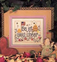 Be Of Good Cheer - Be Attitude