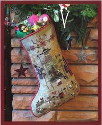 LuLa's Stocking