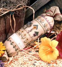 Birdhouse Needleroll Kit