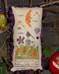 Autumn's Fright Pin Cushion Kit