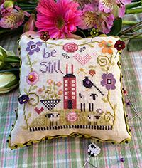 Be Still Pin Cushion Kit