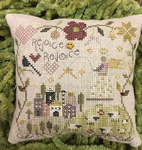 Rejoice Pincushion Kit