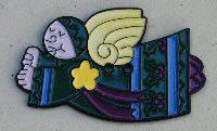 Angel Shepherd's Bush Button