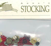 Anna's Stocking Charms Pack