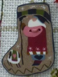 Stocking Button