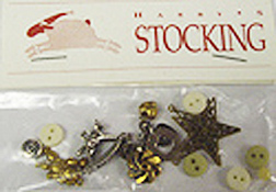 Harry's Stocking Charm Set