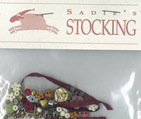 Sadie's Stocking Charm Set