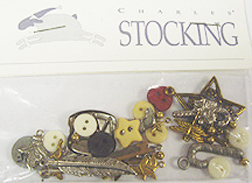 Charles's Stocking Charm Set