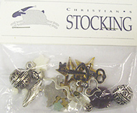 Christian's Stocking Charm Set