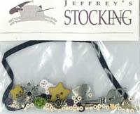 Jeffrey's Stocking Charm Set