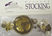 Peter's Stocking Charm Set
