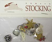 Teri's Stocking Charm Set
