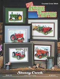 More Antique Tractors