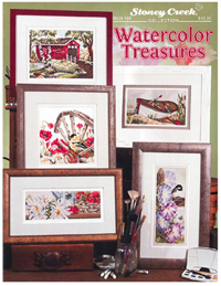 Watercolor Treasures