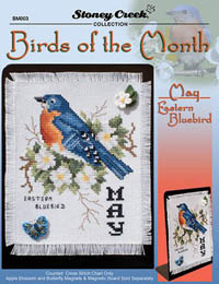 Birds of the Month - May