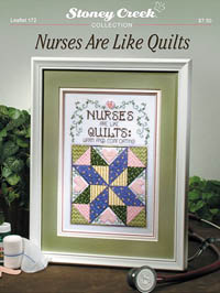 Nurses Are Like Quilts