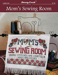 Mom's Sewing Room