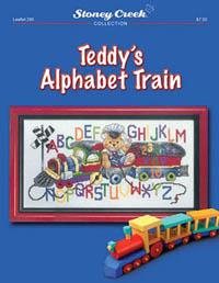 Teddy's Alphabet Train