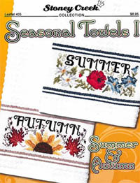Seasonal Towels I - Summer & Autumn