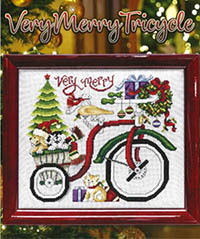 Very Merry Tricycle