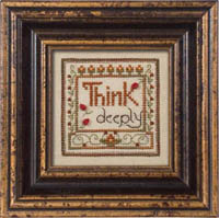 Pattern of the Month #1 - Think Deeply