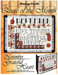 Quote of the Month - November