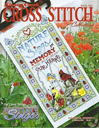 Stoney Creek Cross Stitch Collection Spring 2021 Magazine