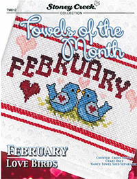 Towels Of The Month - February