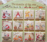 Months Of The Year (I Mesi Dell' Anno)
