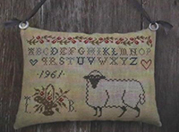 Pure In Heart Hanging Pinpillow