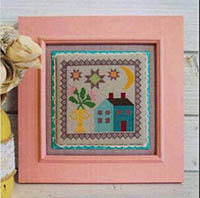 Prim Stitch Series #6 -  Home & Hearth