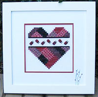 A Ladybug Heart
