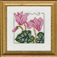 Carolyn's Garden - Cyclamen Kit