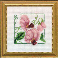 Carolyn's Garden - Sweet Pea Kit