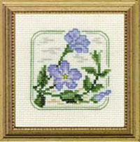 Carolyn's Meadow -Periwinkle Kit