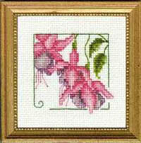 Carolyn's Garden - Fuschia Kit