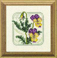 Carolyn's Meadow -Wild Pansy Kit