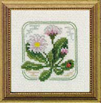 Carolyn's Meadow -English Daisy Kit